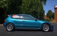 Honda Civic Estilo Kalem Luarnya, Jantung Pacu Turbo Plus AWD, Semburkan Tenaga 900 DK