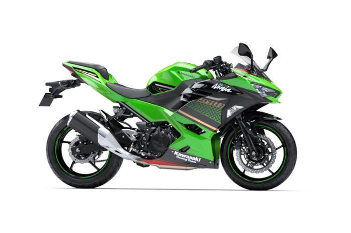 Kawasaki Ninja 250 KRT Edition yang beredar di Indonesia