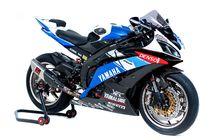 Yamaha R6 Dimanja Part Mewah, Tampilan Makin Garang, Pesonanya Tak Ada Lawan