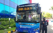 Bus Listrik Higer Dijajal TransJakarta, Kejar Target 100 Armada di Akhir Tahun