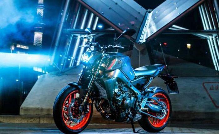 Motor Baru Yamaha MT-09 2021