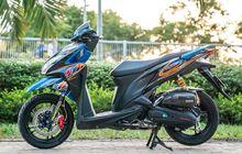 Honda Vario 125 Gengsi Tinggi, Ogah Pakai Part Murah, Main Warna Jadi Kewajiban
