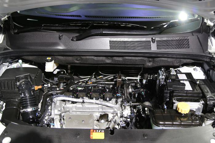 Walaupun versi terjangkau, spek mesin sama saja dengan tipe yang tertinggi, yaitu berkapasitas 1.500 cc 4 silinder turbo.