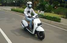 Test Ride Benelli Panarea, Desain Retro Modern, Harga Rp 24 Jutaan