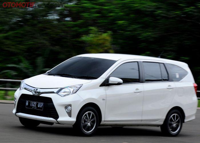 Skema Kredit Toyota Calya Menggoda Cicilan Rp 2 Jutaan Per Bulan Ada Gridoto Com