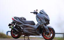 Yamaha XMAX Turbocharger 300cc, Performa Garang, Budget Ratusan Juta