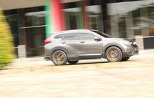 Konsumsi Bensin Honda CR-V 1.5 L Turbo, 0-100 Km/Jam Cuma 9,3 Detik