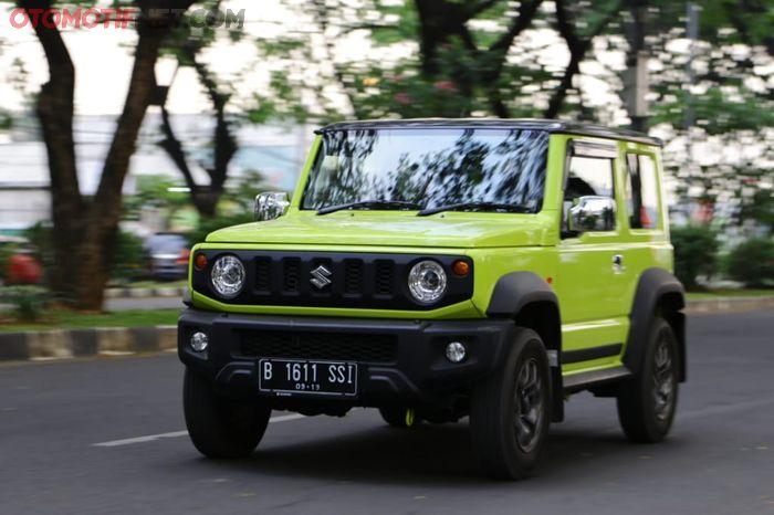 Suzuki Jimny Gen 4