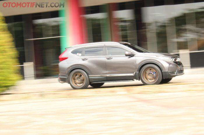 Ilustrasi performa Honda CR-V Prestige 1.5 L Turbo