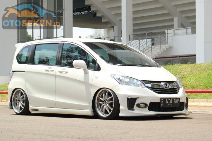 Daftar Terbaru Honda Freed 2012 Seken Facelift Cuma Rp 100 Jutaan Gridoto Com