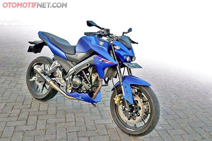 Modifikasi Yamaha V-ixion Advance