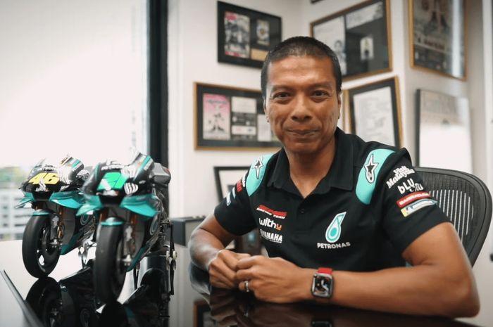 Wah! Petronas SRT digosipkan sedang negosiasi dengan pabrikan Honda, bagaimana nasib tim satelit Yamaha?