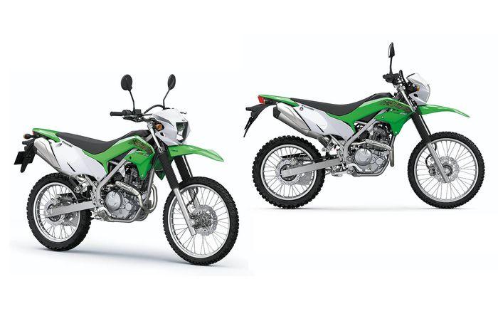 KLX 230 standar