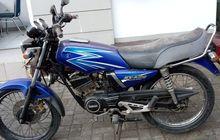 Yamaha RX-King 2003 Dilelang, Surat Komplit, Cukup Setor Uang Jaminan Rp 750 Ribu