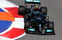 Hasil FP2 F1 Rusia 2021 - Duo Mercedes Terlalu Kuat, Max Verstappen Tak Berdaya
