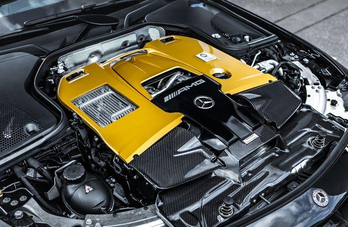 Mesin Mercedes-AMG E63 S dibikin lebih bengis seperti supercar
