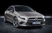 Mercedes-Benz A200 Progressive Line 2021, Moncong Kecil Aerodinamis