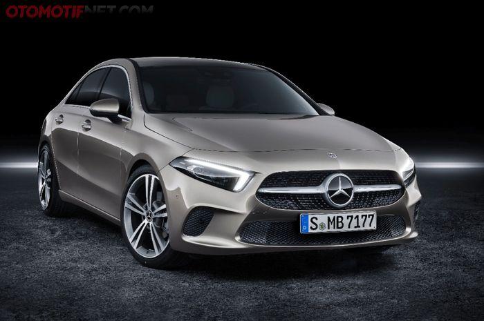 Mercedes-Benz A200 Sedan 2021