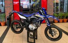 Rey Ratukore Siap Bikin Yamaha WR 155R Supermoto Bermesin 200 cc