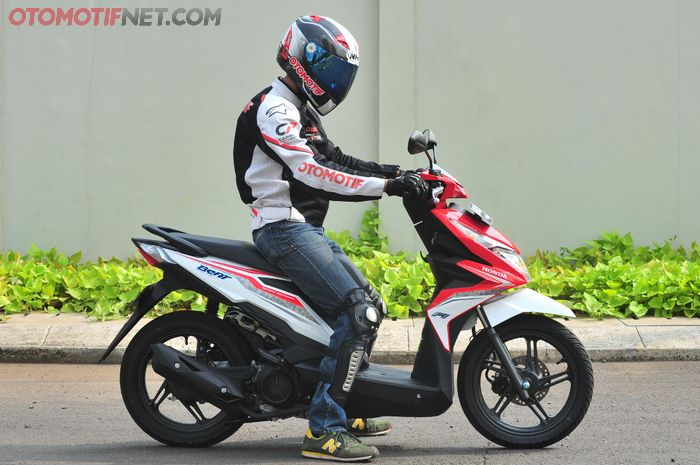 Ilustrasi Honda BeAT eSP