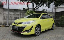 Akselerasi Toyota New Yaris 0,3 Detik Lebih Cepat Dari Yaris Lama