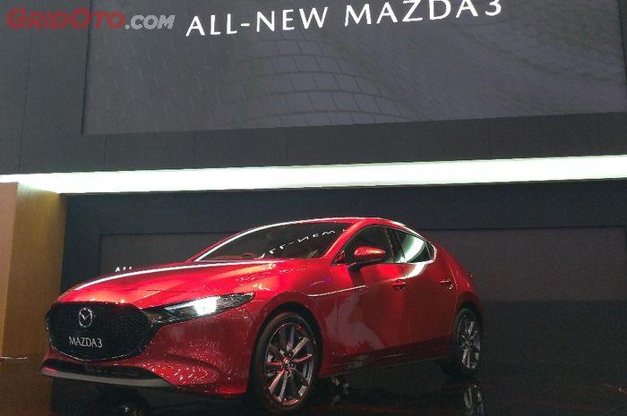 Mazda 3 2019 >> All New Mazda 3 Resmi Mengaspal Di Giias Harga Tembus