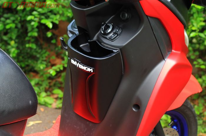 Yamaha FreeGo jadi punya laci depan dari EnVenom