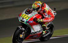 Dulu Bencana, Sekarang Ducati Bisa Jadi Penyelamat Karier Valentino Rossi di MotoGP