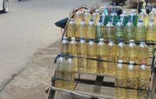 Denda Rp 60 Miliar Ancam Tiga Orang, Jual Bensin Oplosan Air dan Pewarna Kimia