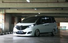 Mazda Biante Tampil Keren Pakai Airsus, Interior dan Audio Dikemas Minimalis