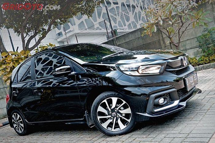 540 Koleksi Modifikasi Mobil Brio Rs Gratis Terbaik
