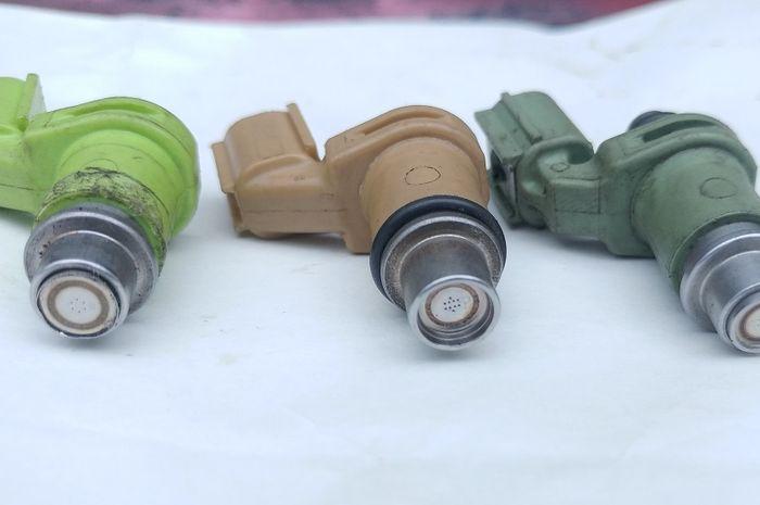 Pilihan injektor untuk Yamaha Lexi