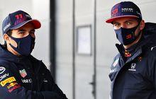 Sergio Perez Test Mobil di Silverstone, Ini Harapannya Max Verstappen