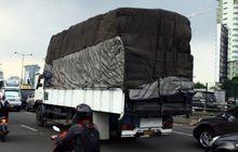 truk kelebihan muatan dilarang melintasi jalan tol di 2020, ini kata distributor truk asal eropa