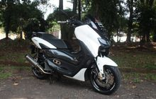 Modifikasi Yamaha All New NMAX Dandan Lebih Sporty, Siap Ngacir