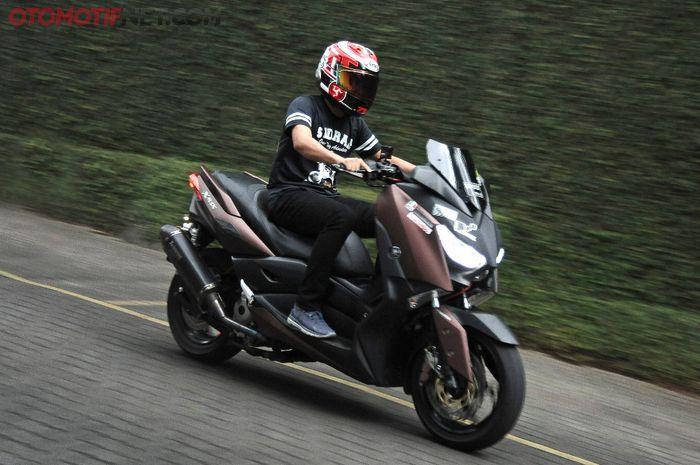 Upgrade performa Yamaha XMAX
