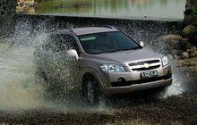 Harga Terkini Chevrolet Captiva Bekas Tahun 2007-2009 di Jakarta