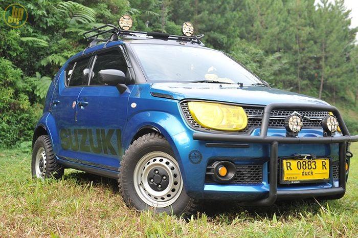 Suzuki Ignis Gl Dengan Gaya Off Road Semua Halaman Gridoto Com