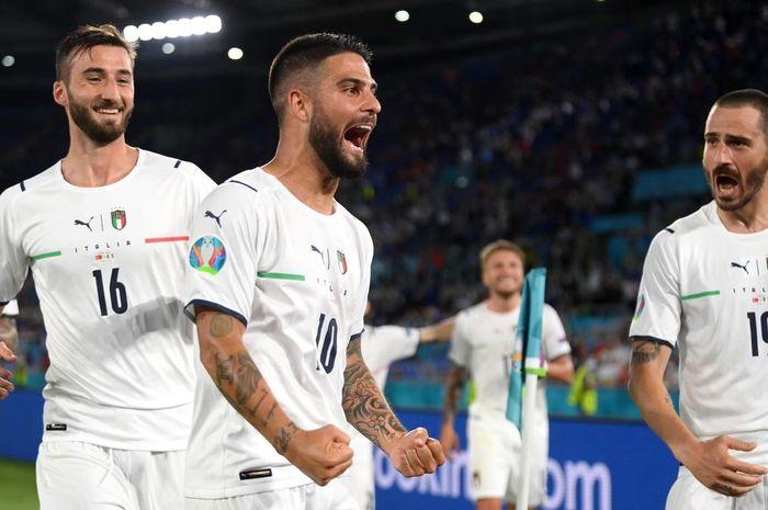 Italia akan menuju final Euro Cup 2020 dan berhadapan dengan Inggris. Tak disangka Italia pernah disebut sebagai bencana besar tahun 2018.