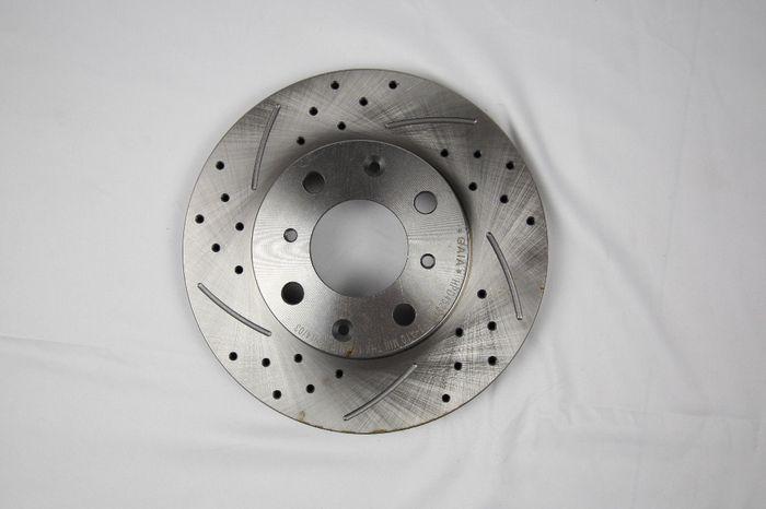 Disc brake buatan Gaia Brake System sudah dirancang plug and play