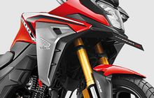 Motor Sport 200 cc Honda Resmi Meluncur,Berani Lebih Murah Dari CB150R StreetfireUsungKonsep Adventure
