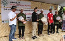 YAHM Kembangkan Kampung Labirin Astra Honda di Bogor Untuk Dukung Ekonomi Masyarakat