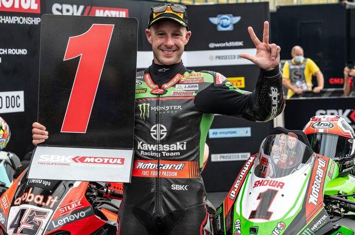 Soal kabar bakal datangkan raja WSBK, Jonathan Rea ke MotoGP, bos Petronas Yamaha SRT berikan penjelasan