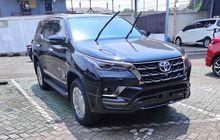 Berkat Perluasan Insentif PPnBM Mobil Baru 2.500 cc, Penjualan Toyota Fortuner Langsung Melejit