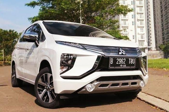 Harga Mitsubishi Xpander Bekas Tahun 2017 2018 Rp 160 Juta Tipe Gls M T Gridoto Com