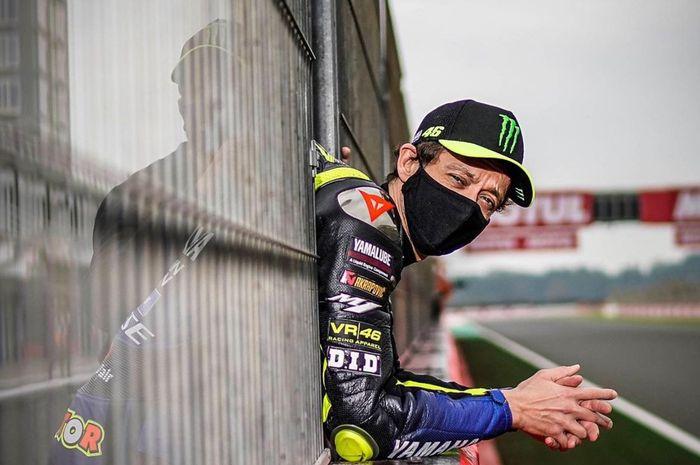 Valentino Rossi rasakan tidak ada beban jika bergabung di Petronas Yamaha SRT
