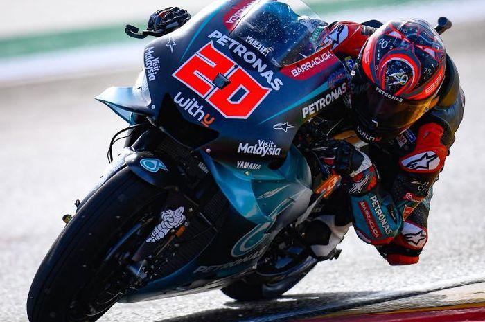 Sebelumnya punya jumlah kasus Covid-19 yang cukup banyak, Fabio Quartararo kaget MotoGP Prancis masuk kalender musim 2020