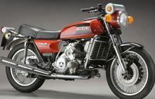 Belum Banyak yang Tahu, Suara Khas Mesin Wankel Ternyata Pernah Keluar dari Knalpot Motor Suzuki Lo, Namanya RE5