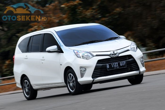 Daftar Toyota Calya 2016 Seken Terbaru Tipe Tertinggi Cuma Rp 100 Jutaan Gridoto Com