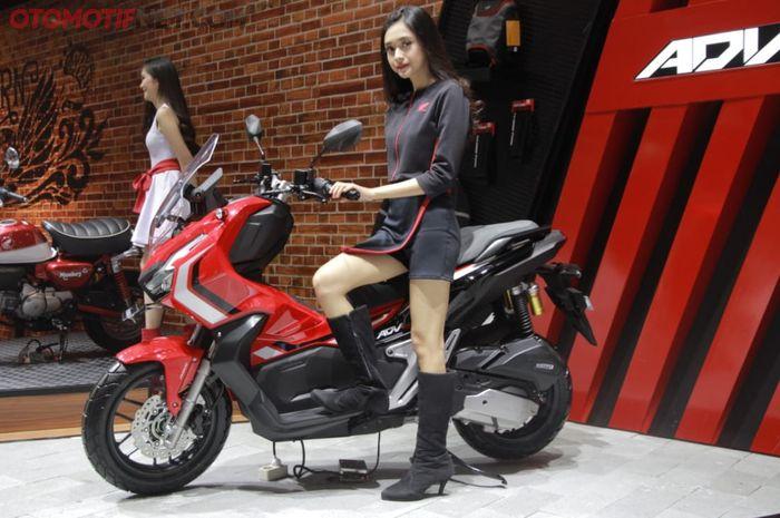 Honda Adv 150 Harga Resmi Dirilis Tawarkan Dua Tipe Abs Dan Cbs